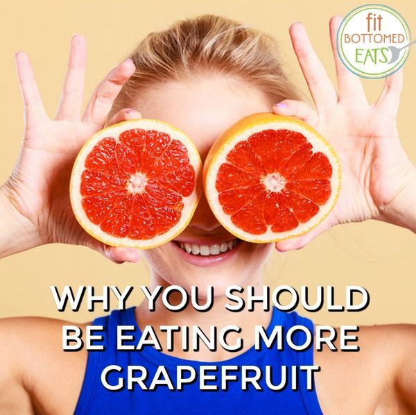 Find out why you may want to eat more grapefruit (hint: many healthy benefits)!