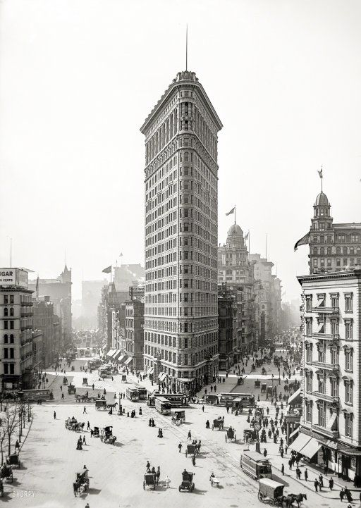 A New Angle: 1903. This is a good one to enlarge and see the great turn of the century details.
