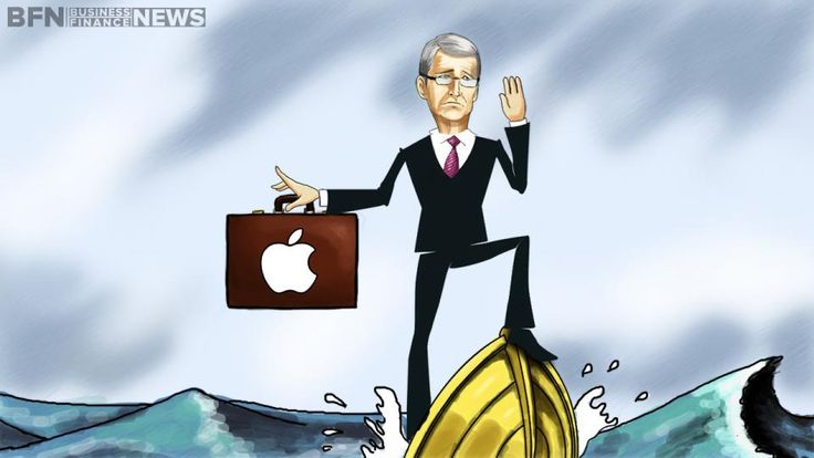 Long-term approach to the Apple Stock should result in enormous gains