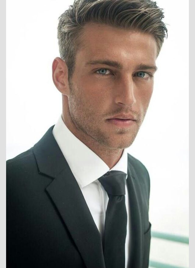 Mens Hair Short Back And Sides Long On Front Good Hair