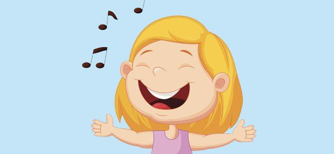 Canciones cortas y sencillas para niños