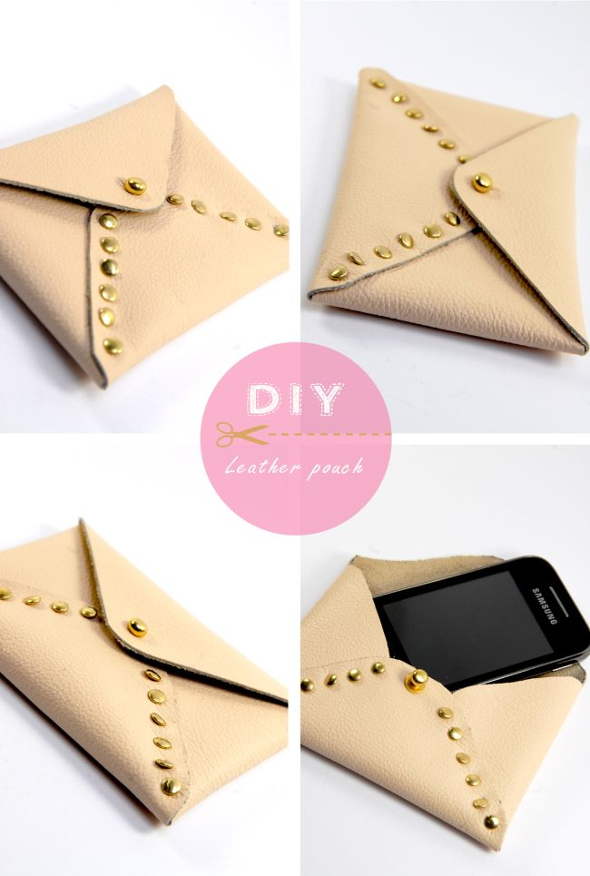 DIY little envelope pouch 3