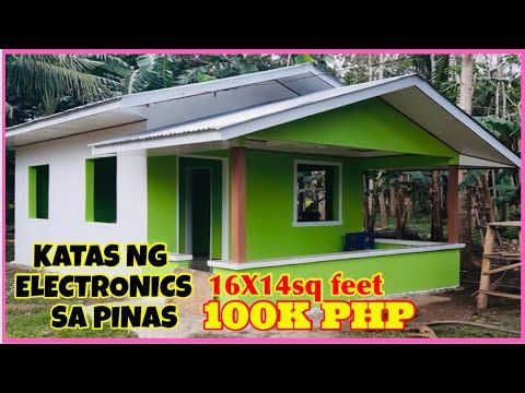 Pin On Small House Design Philippines