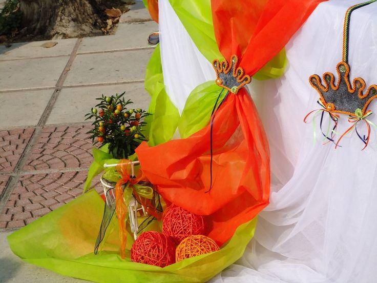 ΣΤΟΛΙΣΜΟΣ ΓΑΜΟΥ - ΒΑΠΤΙΣΗΣ :: Στολισμός Βάπτισης Θεσσαλονίκη και γύρω Νομούς :: ΣΤΟΛΙΣΜΟΣ ΒΑΠΤΙΣΗΣ ΕΚΚΛΗΣΙΑΣ ΓΙΑ ΑΓΟΡΙ - ΚΟΡΩΝΑ ΚΩΔ: COR-1