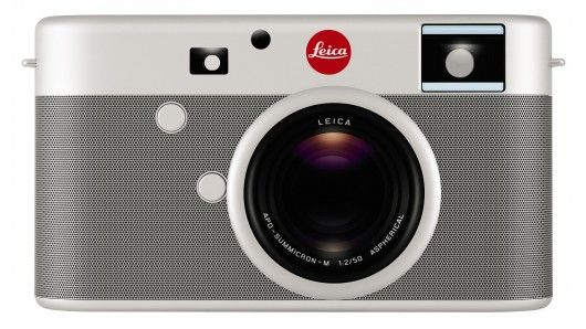 This special edition Leica M digital camera has been designed by Apple's design guru, Jony Ive, and industrial designer, Marc Newson, for the (RED) charity. The one-of-a-kind camera features a laser machined aluminum body, an anodized aluminum outer shell, and looks like the love-child of a Lecia M, a MacBook and the Instagram logo. It will be sold at auction to raise money for the charity