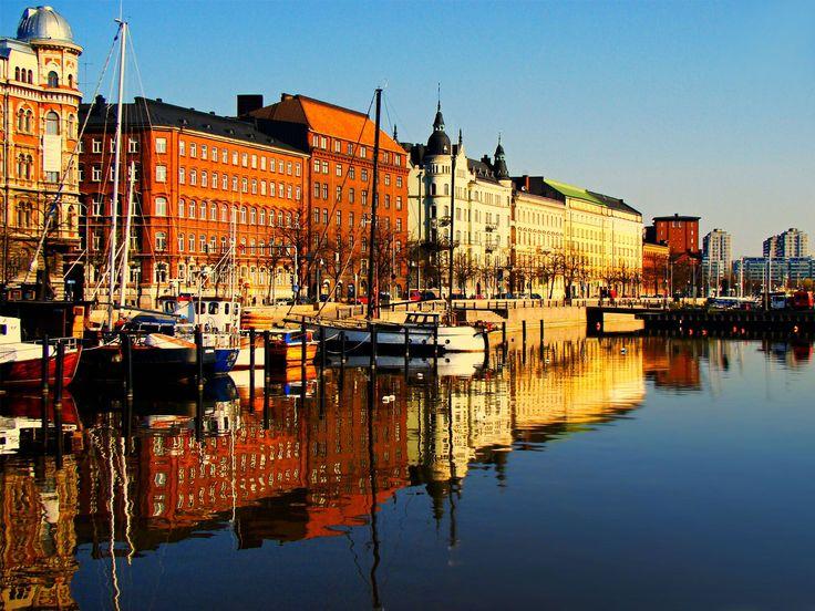 <b>Finland</b> | <b>Tourist</b> <b>Destinations</b>