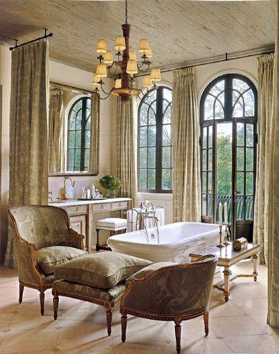 McAlpine Booth & Ferrier Interiors ~ Bathroom