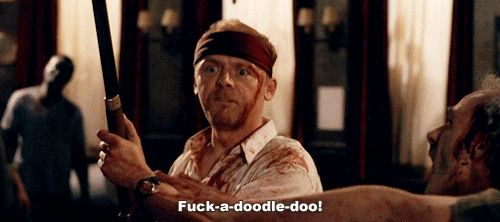 """The word """"fuck"""" is used 77 times in the film. 
