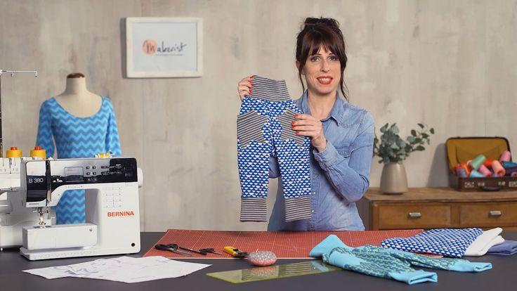 Intro: Pumphose für Kinder in 30 Minuten nähen lernen