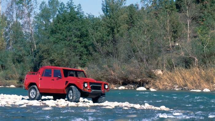 A Barrier-Breaking Bull: Remembering the Lamborghini LM002 In early December, Lamborghini's storied Sant'Agata Bolognese headquarters will host the unveiling of the Urus, the fabled Italian sports car manufacturer's turbocharged V8 entry into the modern SUV market. But it won't be Lamborghini's first ...