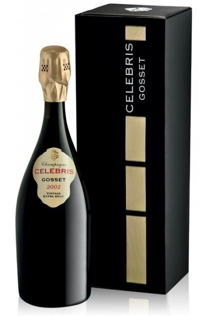 "Champagne Gosset has released the 2002 vintage of its prestige cuvée, Celebris, which has been described by its cellar master as having ""great finesse."""