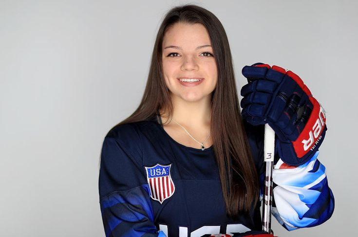 Cayla Barnes is an ice hockey defender who is competing in her first Olympics. Barnes attended New Hampton School in New Hampshire and played hockey at Boston College.
