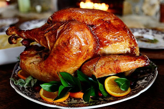 Step-by-step instructions for roasting the perfect Thanksgiving turkey!