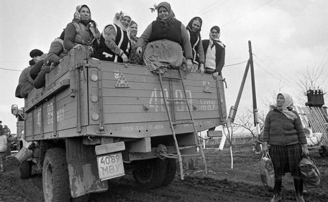 Кравчук: Украина 60 лет горбатилась на Крым, а москали его украли за день
