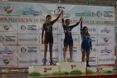 Lunes 28 de marzo 2016         Luego de tres intensos días de actividad, llegó a su fin la Copa Federaciones de Ciclismo de Pista Juven...