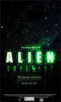 Alien: Covenant (2017) Full Movie Dvd