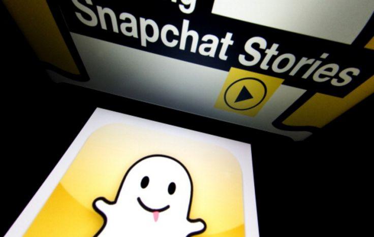 Snapchat: servido passar por problemas nesta terça-feira - http://www.showmetech.com.br/snapchat-servido-passar-por-problemas-nesta-terca-feira/