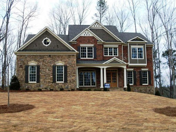 17 best images about exterior brick siding on pinterest for Brick stone siding