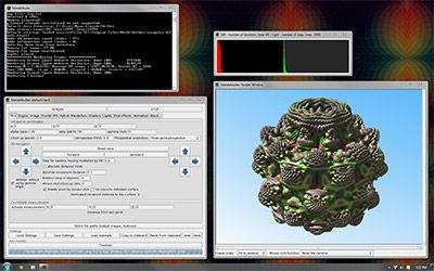 Mandelbulber ::: 3D fractal explorer ::: open source / 64-bit / ray marcher