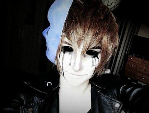 ♥Cosplay Eyeless Jack♥ ♥_♥