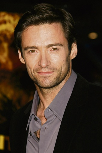 Hugh Jackman has the right long shape!!!! One false move with a tweezer can turn a 'he man' into a 'she man'. :)