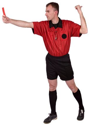 Law Five brings you the finest in soccer referee gear ...
