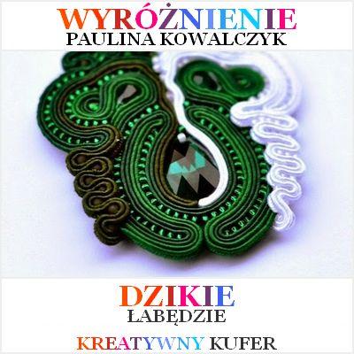 Wyniki Wyzwania Tematycznego - Baśń: Dzikie Łabędzie | Kreatywny Kufer http://sutaszowetwory.blogspot.com/