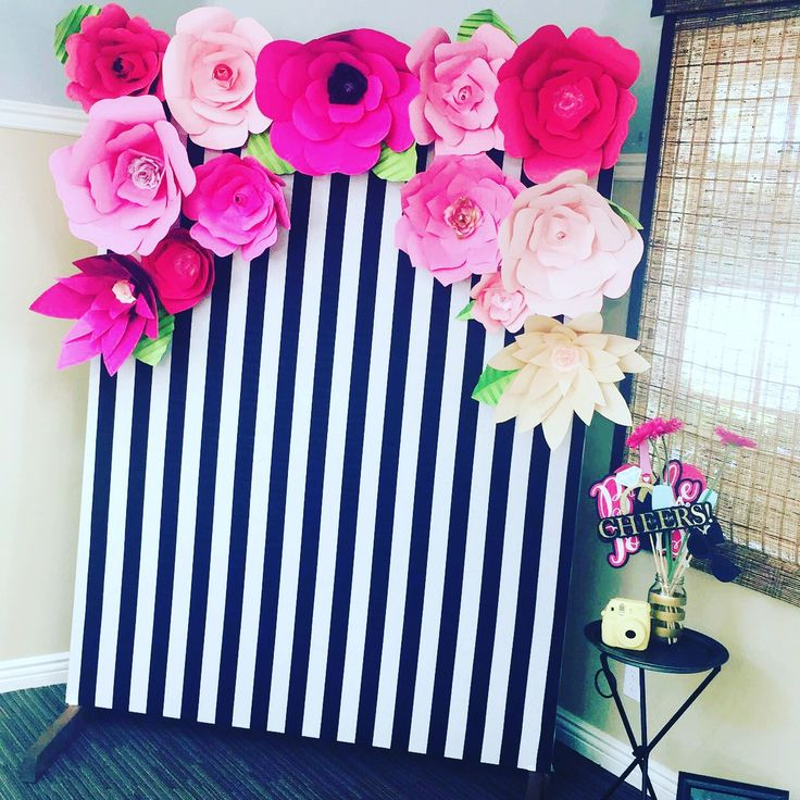 Kate spade picture backdrop