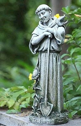 64 Best St Fiacre Patron Saints Of Gardeners Images On
