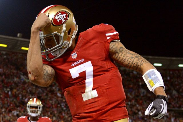 sf 49er pictures | San Francisco 49ers QB Colin Kaepernick Could Be Internet Phenom; Get ...