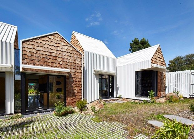 Tower House by Andrew Maynard Architects is really a village with a fifth facade | Architecture And Design