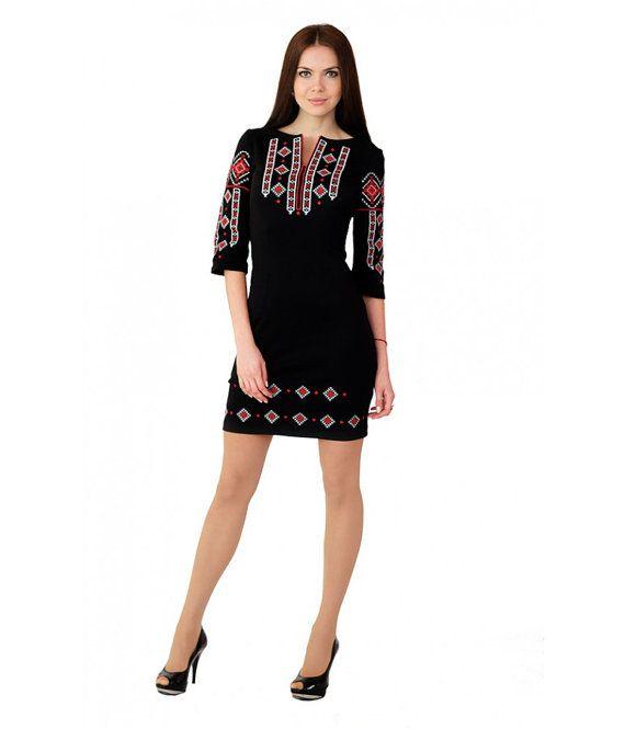 Boho Stili Ukrayna Beyaz İşlemeli Kadın Bluz - Vyshyvanka / Sorochka / Bohem Stili.  Boyutları - XS-4XL Özel Terzilik veya Hazır!