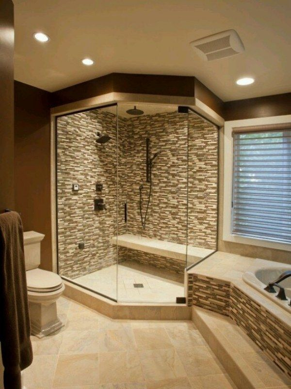 Since the shower take the central part of this area, I decided to bring to you an exclusive collection called Cool Shower Designs That Will Wake Up All Of Your Senses to inspire you to make your next bathroom project.