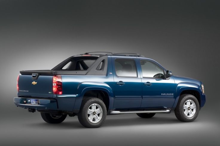 Well, the Chevrolet avalanche 2016 can be a nice vehicle to accompany you in your adventure with your family.