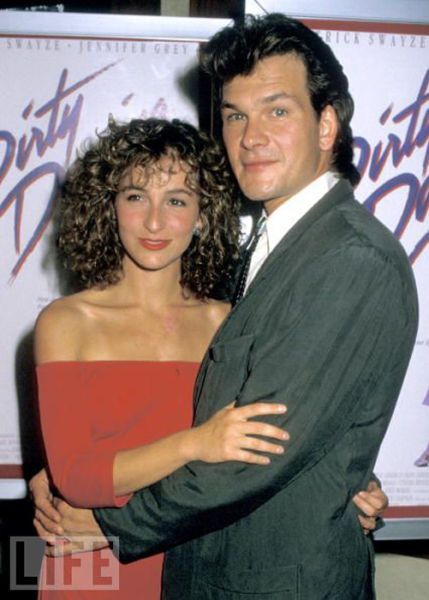 PATRICK SWAYZE 1987 - DIRTY DANCING