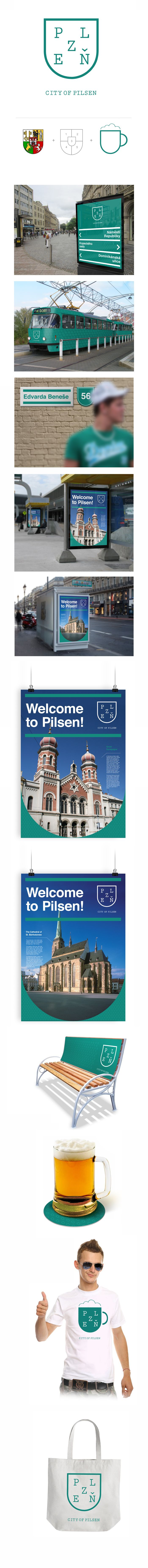 City of Pilsen identity