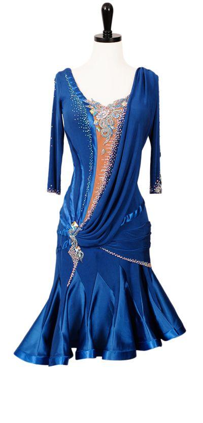 Mandalay Bay | Rhythm & Latin Dresses | Encore Ballroom Couture