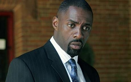 Stringer Bell aka Idris Elba mmmhmmm my favorite character on The Wire