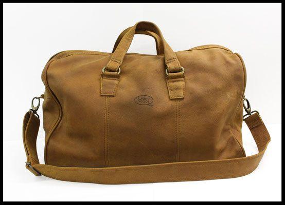 Sporttas Ewald Handgemaakte Leren tas, gemaakt in onze eigen atelier.