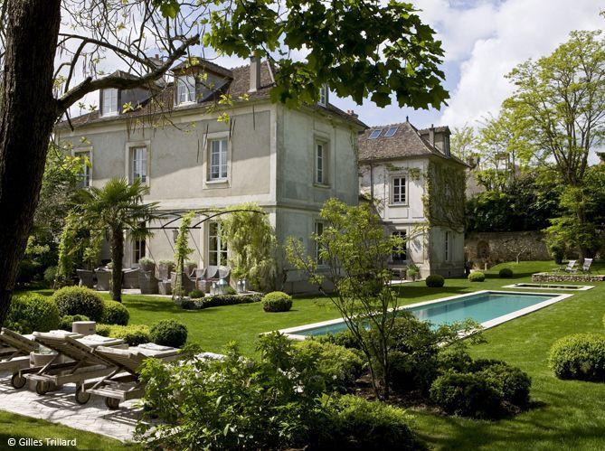 Les 25 meilleures id es de la cat gorie maisons de - Plus belles maisons de france ...