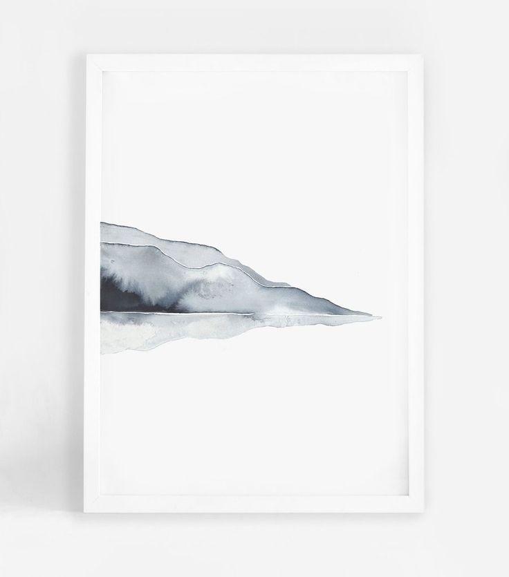 Mountain Scape II – Leden Design