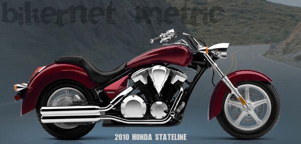 new 2010 honda cruisers