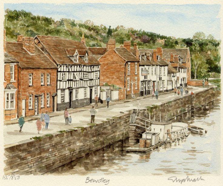 Bewdley - Portraits of Britain