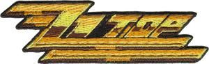 www.brokencherry.com #patch #zztop #logo  ZZ Top Patch  $5.00