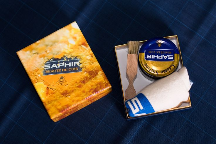 SAPHIR - The Best For Shoes