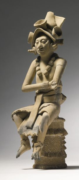 Ancient Maya Art – Painting and Clay Figurines – ArS Artistic Adventure of Mankind