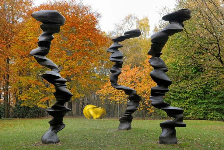 Largest UK exhibition by Tony Cragg to open in 2017 at Yorkshire Sculpture Park
