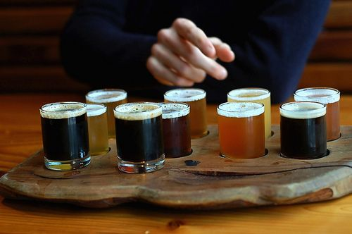80 best images about tasting paddles on pinterest craft for How to brew your own craft beer