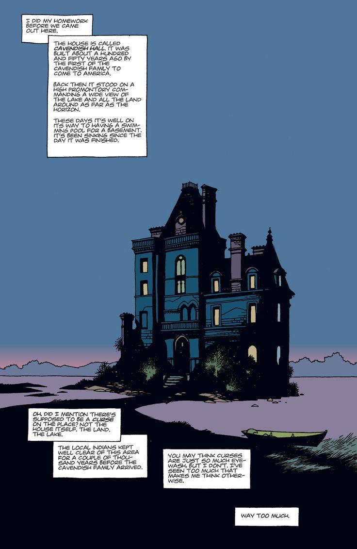 Hellboy 1 Page 37