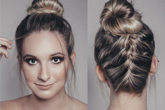Além de fácil e rápido, este penteado deixará você super linda, moderna e fashion. Confira e arrase: